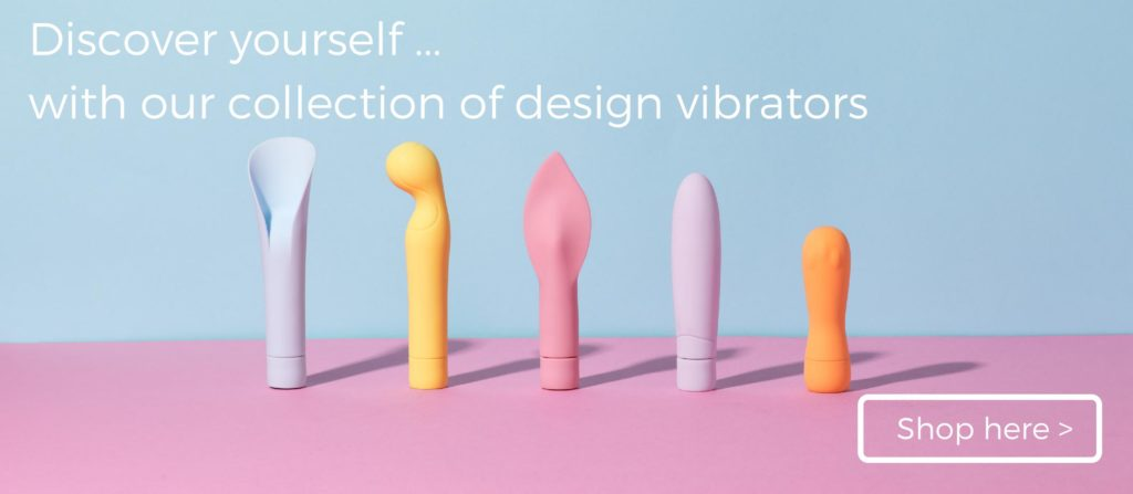 Collection of design vibrators